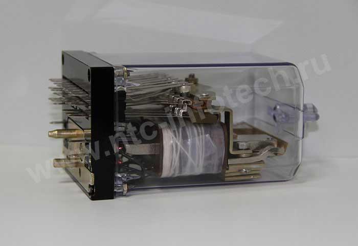 Реле модернизированное электрокоммутационное типа Н