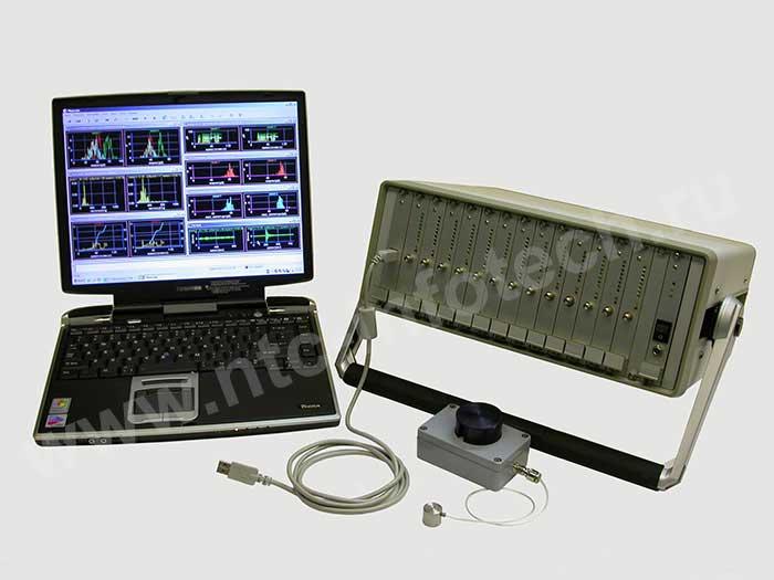 Система акустического контроля и диагностики электроприводов стрелочных САКП